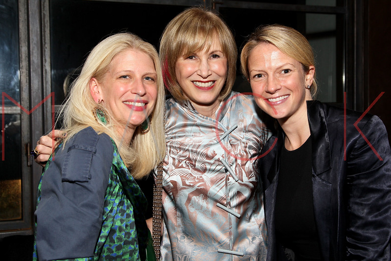 NEW YORK, NY - SEPTEMBER 05:  Yvonne Fielding, Valerie Salembier and Holly Whidden attend Town & Country Editor-In-Chief Anniversary Party on September 5, 2012 in New York City.  (Photo by Steve Mack/S.D. Mack Pictures)