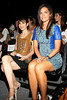 NEW YORK, NY - SEPTEMBER 09:  Sami Gayle and Katie Lee Joel attend the Tracy Reese Spring 2013 Mercedes-Benz Fashion Week Show at The Studio Lincoln Center on September 9, 2012 in New York City.  (Photo by Steve Mack/S.D. Mack Pictures) *** Local Caption *** Sami Gayle; Katie Lee Joel