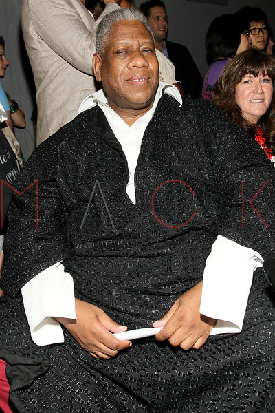 NEW YORK, NY - SEPTEMBER 09:  André Leon Talley attends the Tracy Reese Spring 2013 Mercedes-Benz Fashion Week Show at The Studio Lincoln Center on September 9, 2012 in New York City.  (Photo by Steve Mack/S.D. Mack Pictures) *** Local Caption *** André Leon Talley