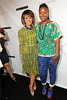 NEW YORK, NY - SEPTEMBER 09:  Alina Cho and Tracy Reese attend the Tracy Reese Spring 2013 Mercedes-Benz Fashion Week Show at The Studio Lincoln Center on September 9, 2012 in New York City.  (Photo by Steve Mack/S.D. Mack Pictures) *** Local Caption *** Alina Cho; Tracy Reese