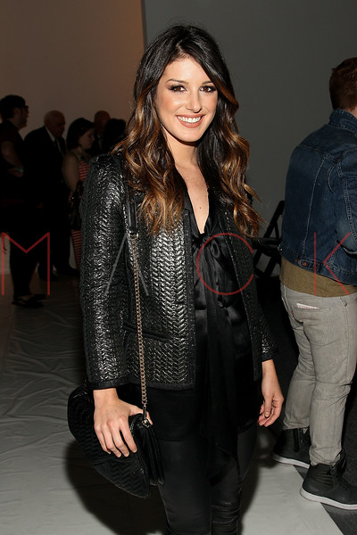 NEW YORK, NY - SEPTEMBER 09:  Shenae Grimes attends the Tracy Reese Spring 2013 Mercedes-Benz Fashion Week Show at The Studio Lincoln Center on September 9, 2012 in New York City.  (Photo by Steve Mack/S.D. Mack Pictures) *** Local Caption *** Shenae Grimes