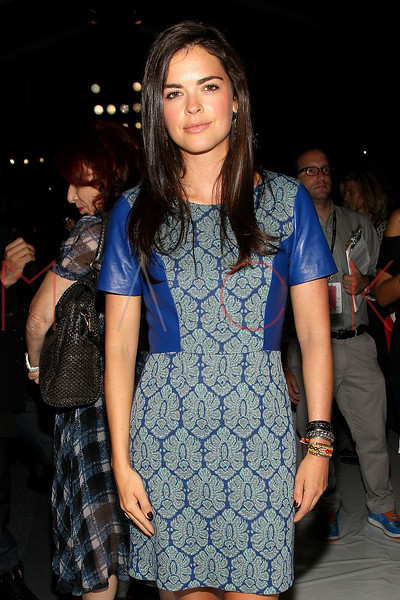 NEW YORK, NY - SEPTEMBER 09:  Katie Lee Joel attends the Tracy Reese Spring 2013 Mercedes-Benz Fashion Week Show at The Studio Lincoln Center on September 9, 2012 in New York City.  (Photo by Steve Mack/S.D. Mack Pictures) *** Local Caption *** Katie Lee Joel