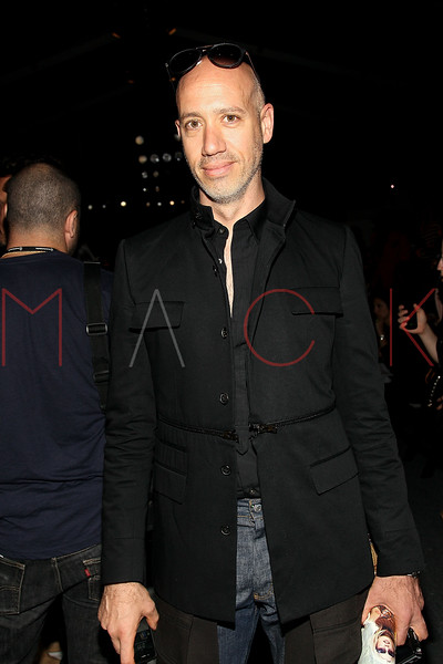 NEW YORK, NY - SEPTEMBER 09:  Robert Verdi attends the Tracy Reese Spring 2013 Mercedes-Benz Fashion Week Show at The Studio Lincoln Center on September 9, 2012 in New York City.  (Photo by Steve Mack/S.D. Mack Pictures) *** Local Caption *** Robert Verdi