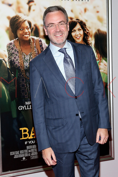 "NEW YORK, NY - SEPTEMBER 23:  President of NBC News Steve Capus attends the ""Won't Back Down"" premiere at Ziegfeld Theater on September 23, 2012 in New York City.  (Photo by Steve Mack/S.D. Mack Pictures)"