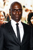 "NEW YORK, NY - SEPTEMBER 23:  Lance Reddick attends the ""Won't Back Down"" premiere at Ziegfeld Theater on September 23, 2012 in New York City.  (Photo by Steve Mack/S.D. Mack Pictures)"