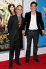 """NEW YORK, NY - SEPTEMBER 23:  Tony Danza and Peter Cincotti attend the """"Won't Back Down"""" premiere at Ziegfeld Theater on September 23, 2012 in New York City.  (Photo by Steve Mack/S.D. Mack Pictures)"""