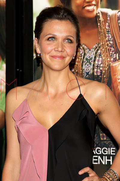 "NEW YORK, NY - SEPTEMBER 23:  Maggie Gyllenhaal attends the ""Won't Back Down"" premiere at Ziegfeld Theater on September 23, 2012 in New York City.  (Photo by Steve Mack/S.D. Mack Pictures)"
