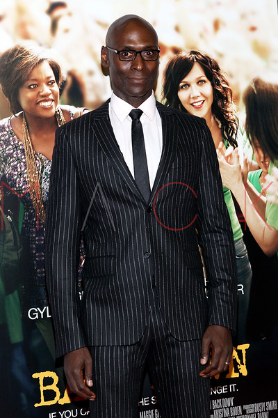 """NEW YORK, NY - SEPTEMBER 23:  Lance Reddick attends the """"Won't Back Down"""" premiere at Ziegfeld Theater on September 23, 2012 in New York City.  (Photo by Steve Mack/S.D. Mack Pictures)"""
