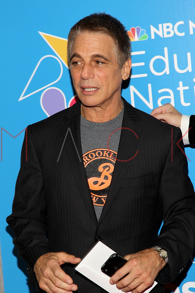 "NEW YORK, NY - SEPTEMBER 23:  Tony Danza attends the ""Won't Back Down"" premiere at Ziegfeld Theater on September 23, 2012 in New York City.  (Photo by Steve Mack/S.D. Mack Pictures)"