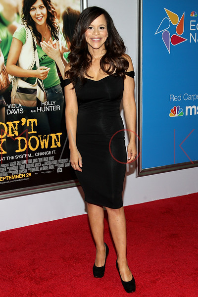 """NEW YORK, NY - SEPTEMBER 23:  Rosie Perez attends the """"Won't Back Down"""" premiere at Ziegfeld Theater on September 23, 2012 in New York City.  (Photo by Steve Mack/S.D. Mack Pictures)"""