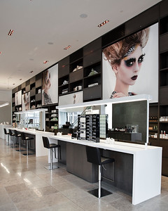 RETAIL -  MERIT BLANCHE MacDONALD mcfarlane green biggar architecture + design inc.Designer:  Michelle Biggar, RID, LEED CI