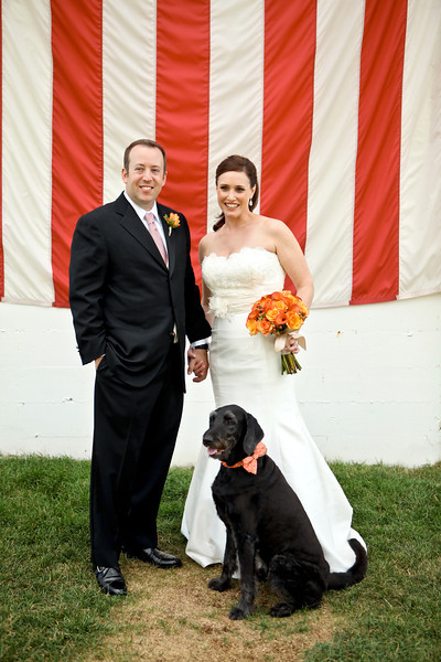 September 2, 2012 - Jenny Orfuss and Brian Kerns