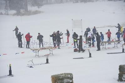 Ski Archery