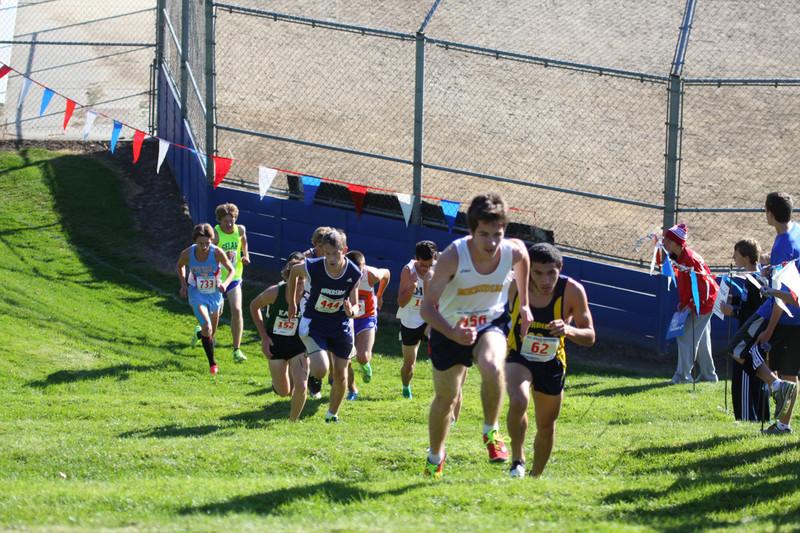 Varsity Flight 7 Boys (#1 runner)<br /> 39th Annual Sunfair Invitational