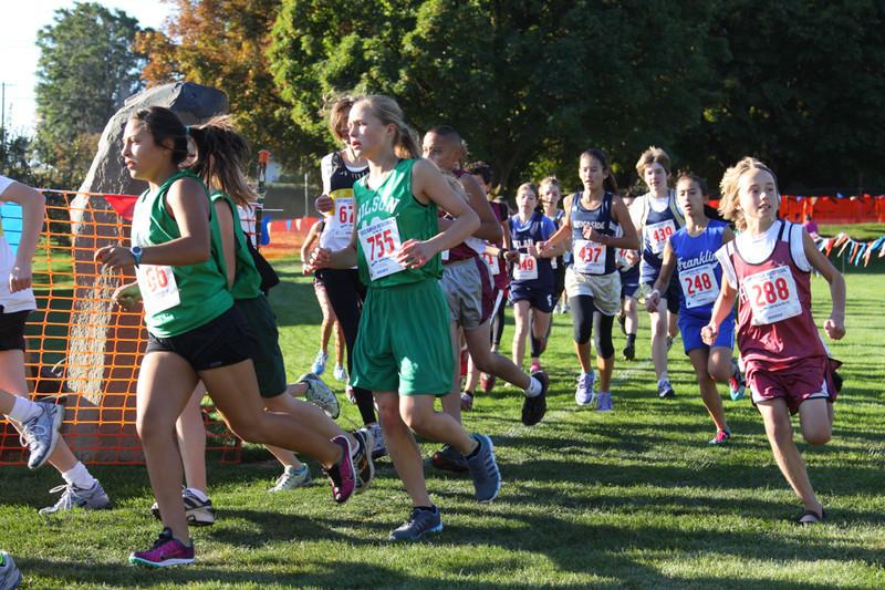 7th & 8th Grade Race<br /> 39th Annual Sunfair Invitational