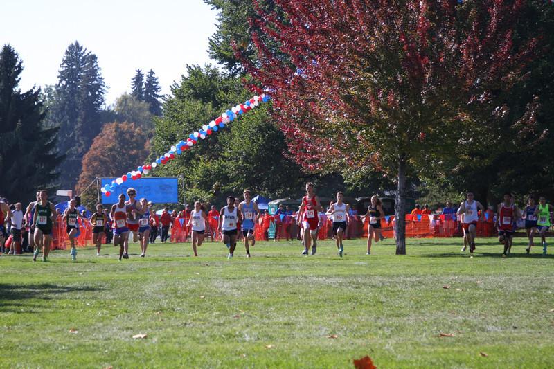 Varsity Flight 1 (#7 runner)<br /> 39th Annual Sunfair Invitational