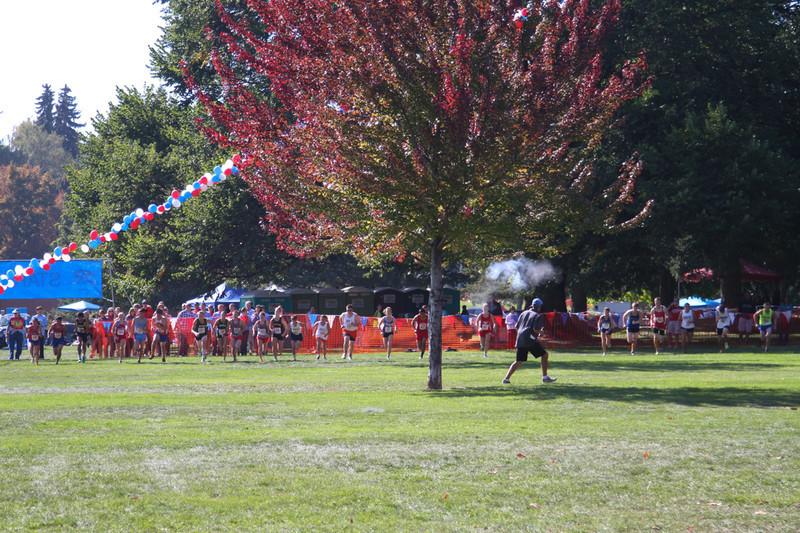 Varsity Flight 2 (#6 runner)<br /> 39th Annual Sunfair Invitational