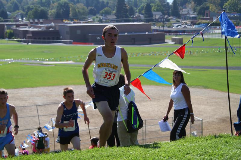Varsity Flight 3 (#5 runner)<br /> 39th Annual Sunfair Invitational