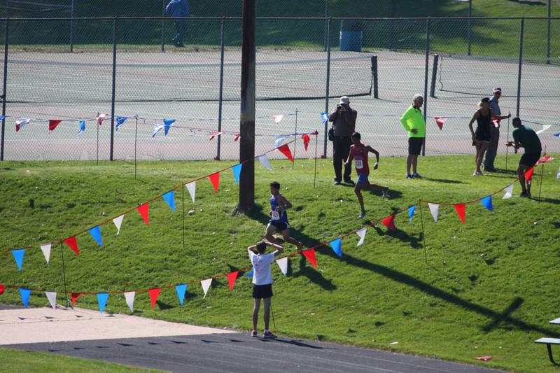Varsity Flight 4 (#4 runner)<br /> 39th Annual Sunfair Invitational