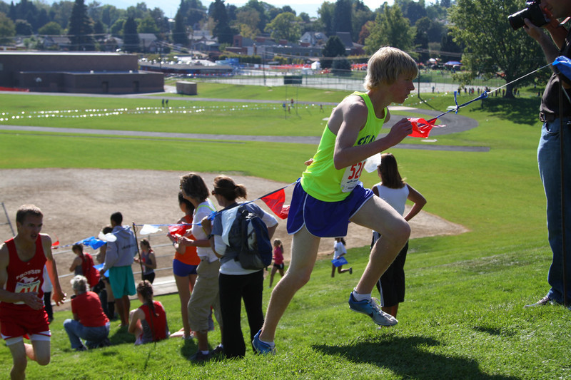 Varsity Flight 5 (#3 runner)<br /> 39th Annual Sunfair Invitational