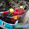 Wild White Water Rafting with Ace Adventures