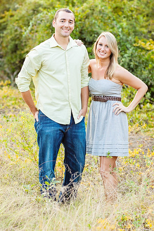 Bridget and Josh
