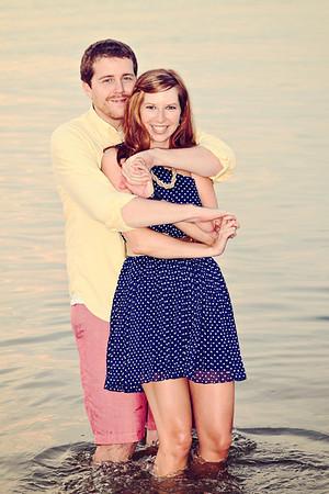 Heather Sawyer and Rob Westfall