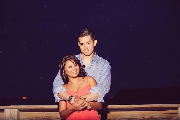 Karen and Michael