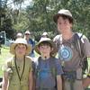 Peter, Tristan and Patrick Miller