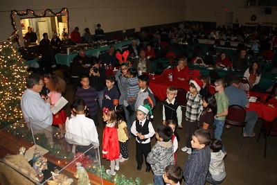 12-08-12 K of C Christmas Party