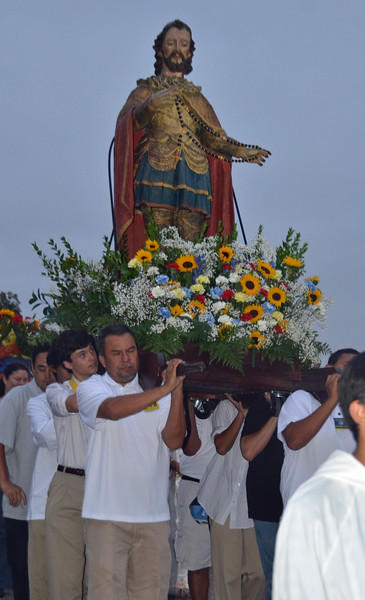 08-24-12 Procession of the Saint