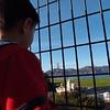 View of Golden Gate Bridge.