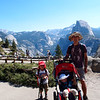 First day exploring the park, we started at Glacier Point.