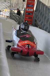 2012 FIBT World Cup Bobsled & Skeleton