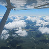It was a pretty day for flying on June 22.