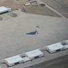 Caught another B-2 on the ramp.  This time I was a lot closer, and got a good look at him.