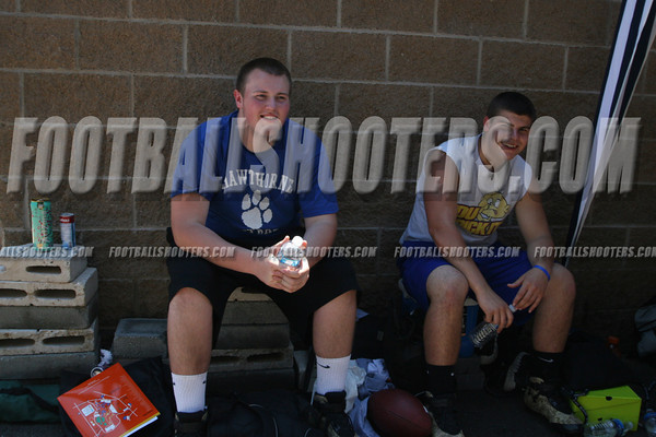 2012 William Paterson 7 On 7 Shootout