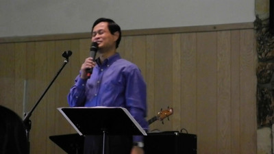 January 22, 2012: Family Cambodian Church