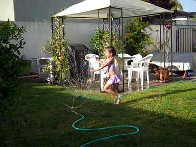 May 15, 2012: Backyard Fun