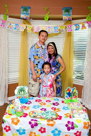 Eliana's 5th: June 23, 2012