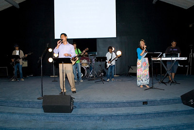 Family Cambodian Church Father's Day: June 17, 2012