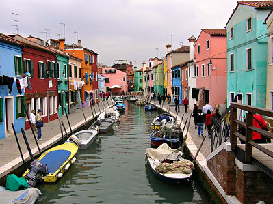 BEAUTIFUL BURANO!