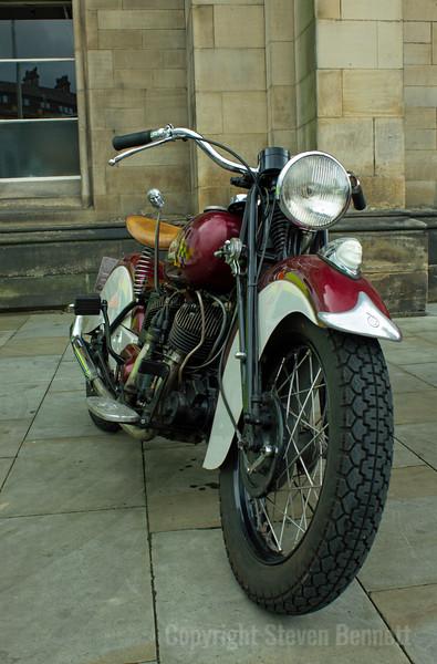 Indian Motorbike