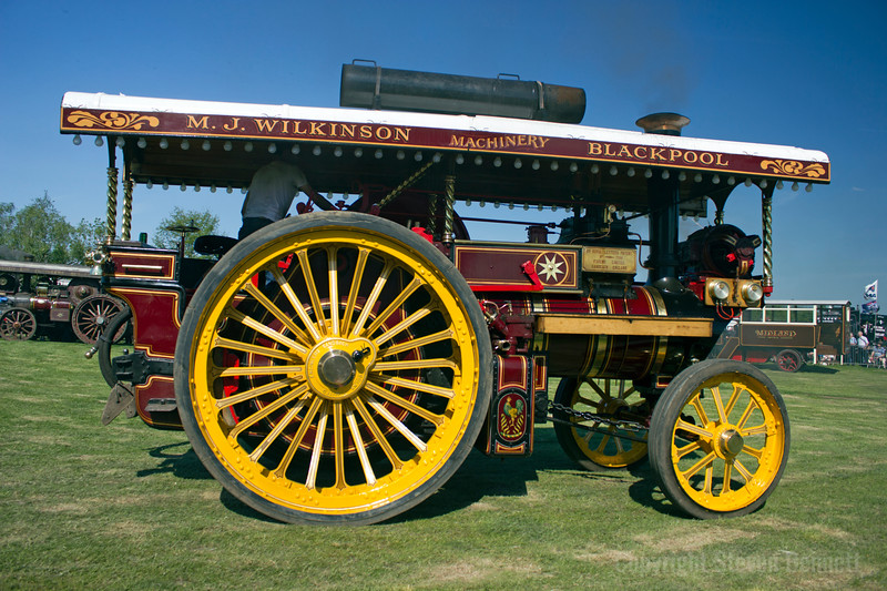 Foden Traction Engine