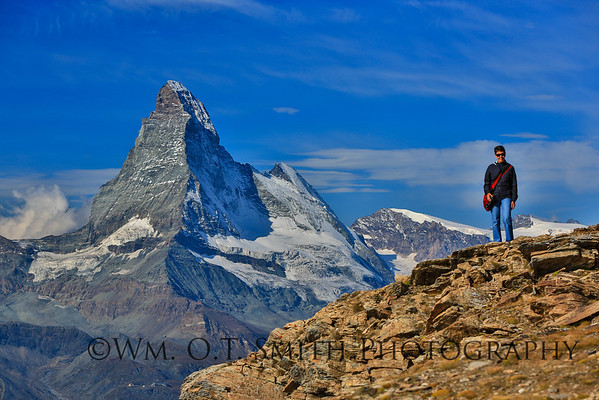 The Matterhorn, but I know that you knew that.
