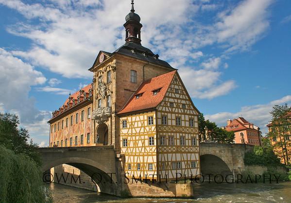 Bamberg Germany City Hall