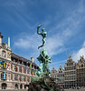 Central Square of Antwerp