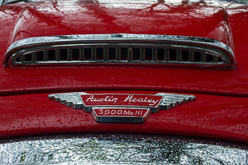 Austin Healey 3000 Mark 3