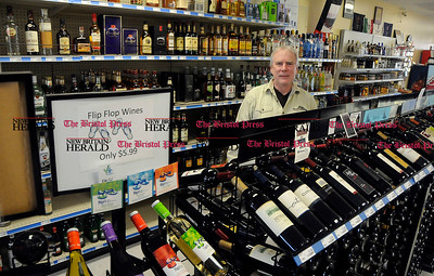 1/31/2012 Mike Orazzi | Staff Wolf's Wines & Spirits' Bruce Wolfert. *** for a Diane story **