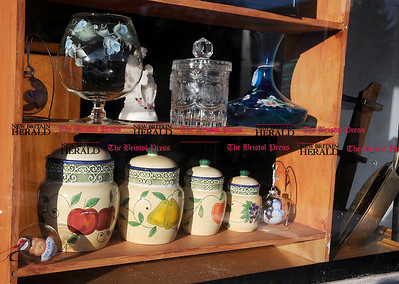 1/31/2012 Mike Orazzi | Staff Items for sale at Second Time Around in Plainville.  *** for a Diane story **